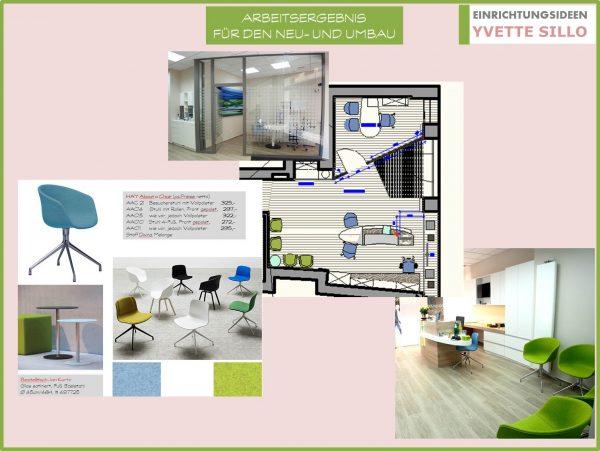 Innenarchitektur Mainz Wiesbaden Rhein-Main Yvette Sillo